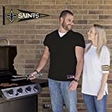 Applied Icon, NFL New Orleans Saints Outdoor Pennant Decal