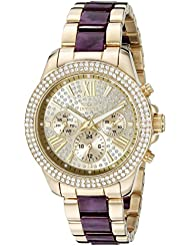 Invicta Womens 20508SYB Angel Analog Display Swiss Quartz Two Tone Watch