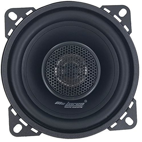 Car Audio T Series Coaxials 4 2 Way MLS-T40 Mc Laren Sound Systems