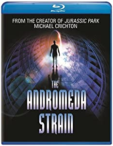 Cover Image for 'Andromeda Strain, The'