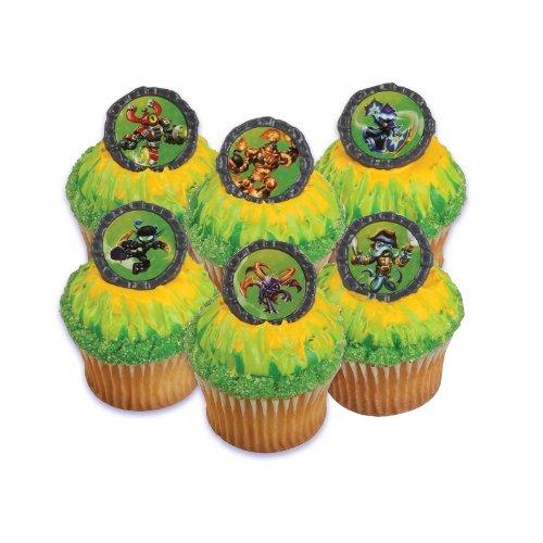 Skylanders Cake Cupcake Ideas