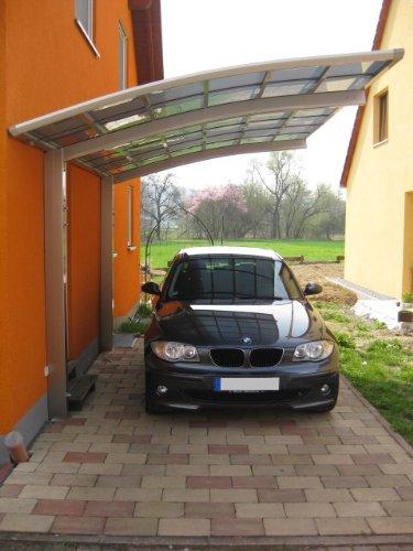 XIMAX Aluminium Design-Carport Portoforte, Carport Alu