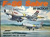 F-86 Sabre in Action, Larry Davis, 089747032X