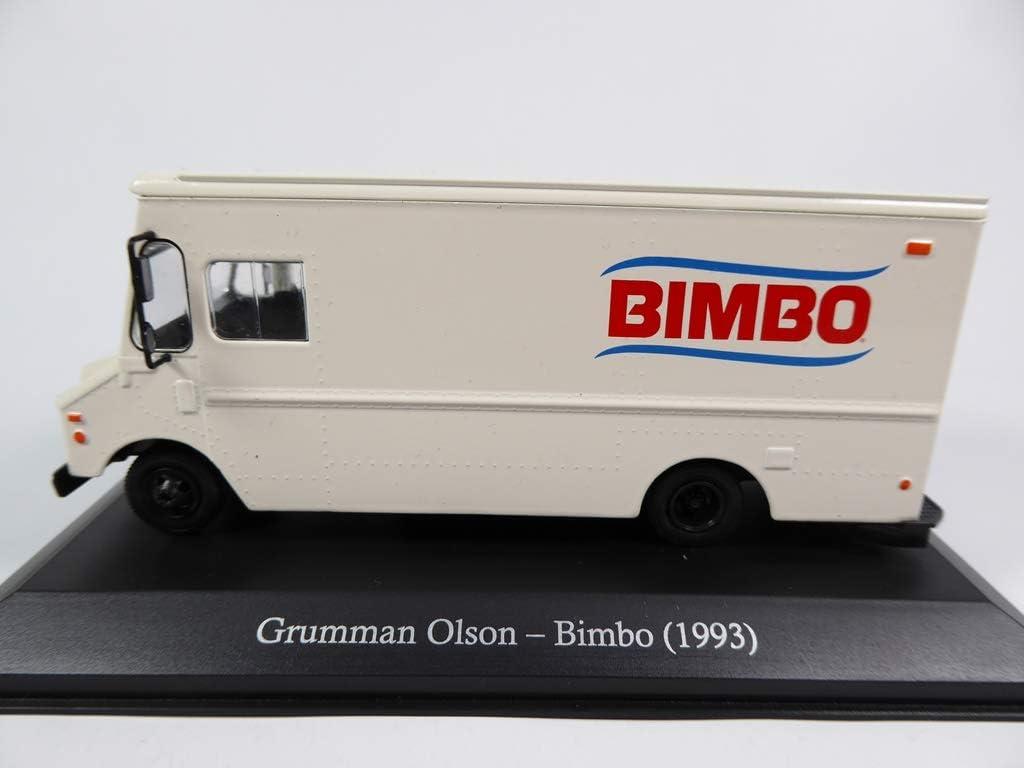 Camion Fourgon Grumman Olson/Bimbo SA06 1993 Salvat 1//43 OPO 10