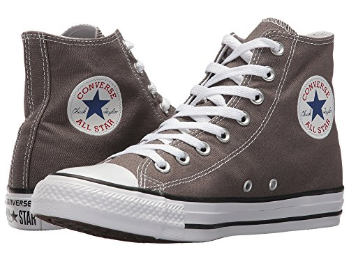 Conversecanvas Taylor® grey Star® All Donna Core Eu Hi 5 Nero Chuck Donne 38 Uomini 37 charcoal arqRwa