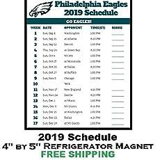 Chicago Bears Schedule 2020 Printable.Amazon Com 2019 Ncaa Kansas Jayhawks Football Schedule