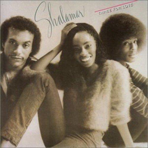 CD : Shalamar - Three for Love (Canada - Import)