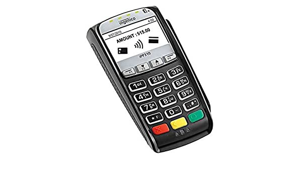Amazon com: Ingenico iPP310, v3, PIN Pad/Card Reader/SCR/Contactless