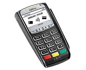 Amazon.com: Ingenico ipp310, V3, Pin Pad/Lector de tarjetas ...