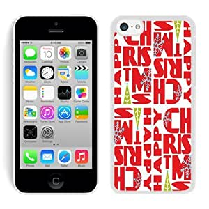 linJUN FENG2014 Newest iphone 4/4s TPU Case Merry Christmas White iphone 4/4s Case 12