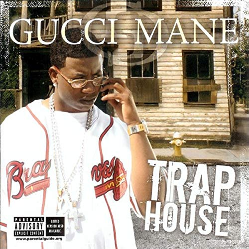 Vinilo : Gucci Mane - Trap House (LP Vinyl)