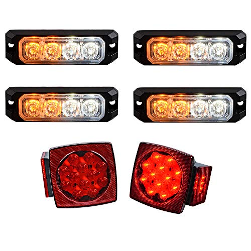 Led Number Plate Lights Flashing in US - 6