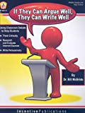 If They Argue Well, They Can Write Well, Bill McBride, 0865306923