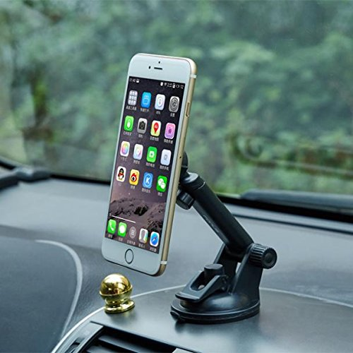 Amazon com: Premium Magnetic Car Mount Dash and Windshield