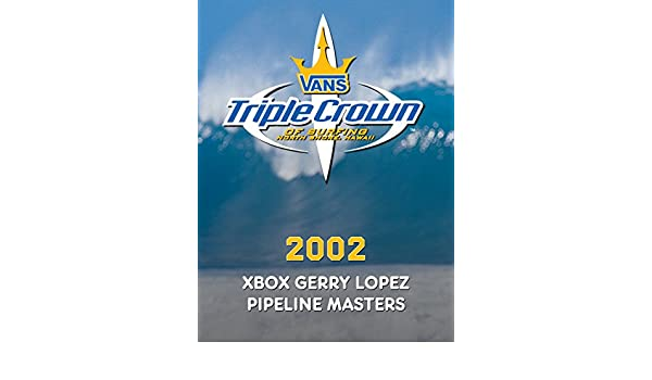 47be6c447fea61 Amazon.com  Watch 2002 - Xbox Gerry Lopez Pipeline Masters