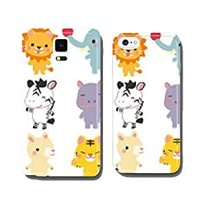 Animal characters of Zoo cell phone cover case iPhone6