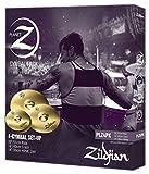Zildjian Planet Z 4 Pack Cymbal Set (14\