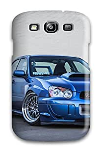 Cute Appearance Cover/tpu WvLpOVv11171vtTbP Subaru Impreza 39 Case For Galaxy S3