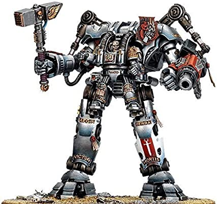 Grey Knights Nemesis Dreadknight by Games Workshop: Amazon.es ...