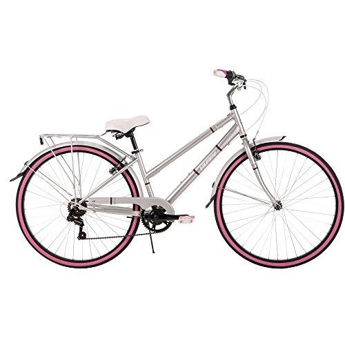700C Huffy Women39;s Norwood Cruiser Bike, Grey