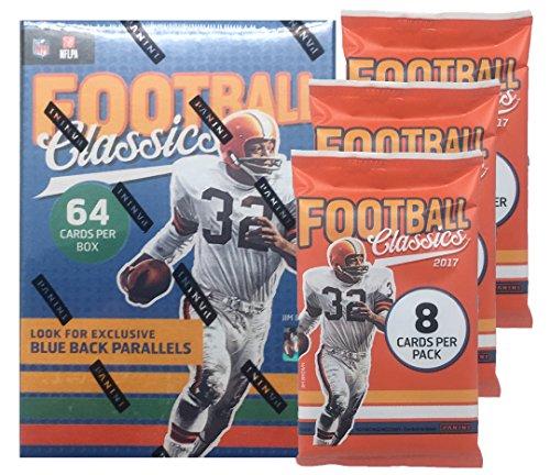 2017 NFL Panini Classics Football Cards Factory Sealed Blaster Box!