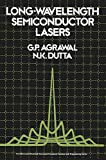 Long-Wavelength Semiconductor Lasers, Agrawal, Govind, 9401169969