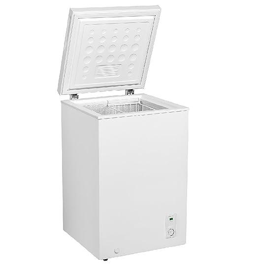 Universal Blue UCH100L-17 Congelador, 100 litros: Amazon.es ...