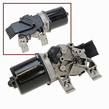 Borrador del Motor Motor de limpiaparabrisas (Motor Limpiaparabrisas Parabrisas: Amazon.es: Coche y moto