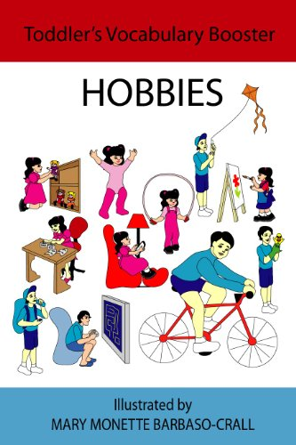 HOBBIES BASIC TODDLERS VOCABULARY BOOSTER ebook