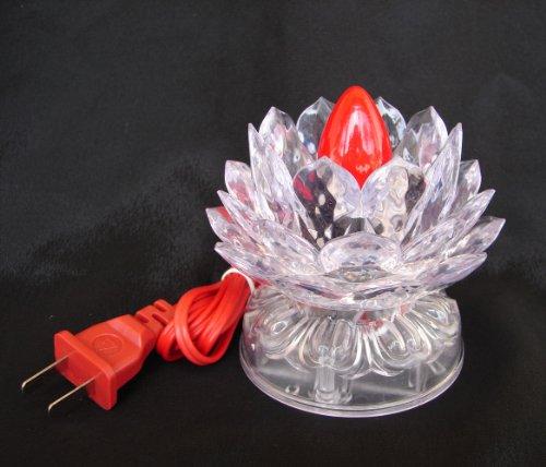 Lotus Buddha Lamp ()
