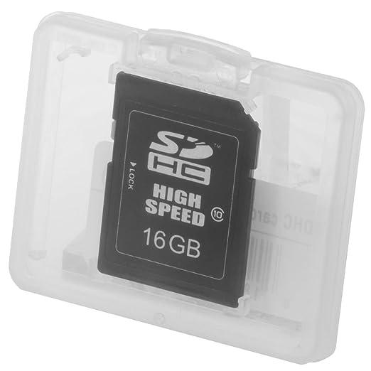 4 opinioni per Nikon SDHC 16 GB Class 10 16GB SDHC Class 10 memoria flash