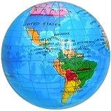 Globe Squeeze Stress Ball - 3 inch