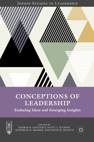 Books : Conceptions of Leadership: Enduring Ideas and Emerging Insights (Jepson Studies in Leadership)
