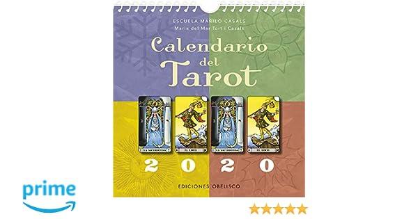 Calendario del tarot 2020: Amazon.es: Maria Del Mar Tort I ...