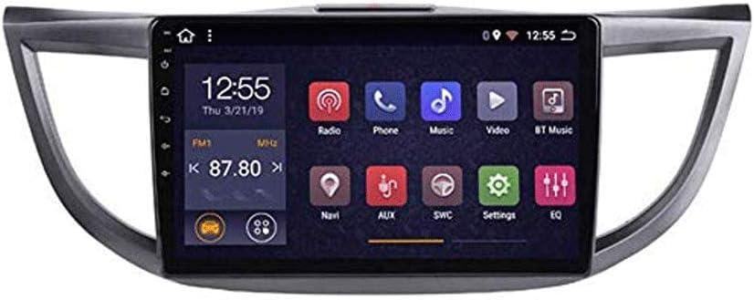ZNSH Navegación GPS del Coche, Reproductor de DVD del Coche para Honda CRV 2012-2016 con Pantalla capacitiva GPS IPS WiFi Bluetooth Android 8.1 Soporte de subwoofer, Radio automática Am FM RDS: Amazon.es: