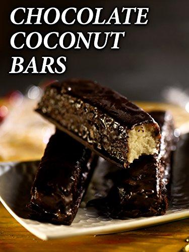 Clip: Chocolate Coconut Bars
