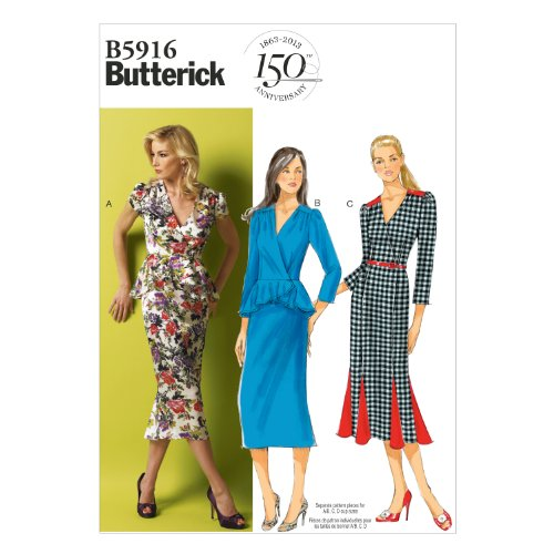 Jeune femme : robe - 16 - 18 - 20-22 - 24 modèle