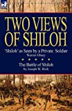 Two Views of Shiloh, Warren Olney and Joseph W. Rich, 1846778913