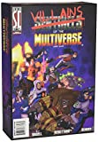 Greater Than Games Sentinels of The Multiverse: Villains of The Multiverse Board Game