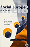img - for Social Europe: One for All?: Monitoring European Integration 8 book / textbook / text book
