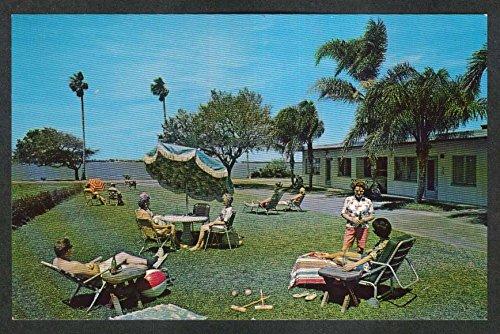 Bay Terrace - 7up Bradford's Bay Terrace 2035 Edgewater Clearwater FL postcard 1960s