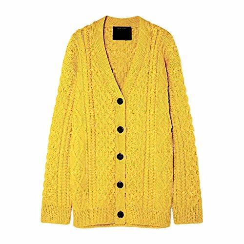 (マーク ジェイコブス) Marc Jacobs レディース トップス カーディガン Cable-knit wool cardigan [並行輸入品]