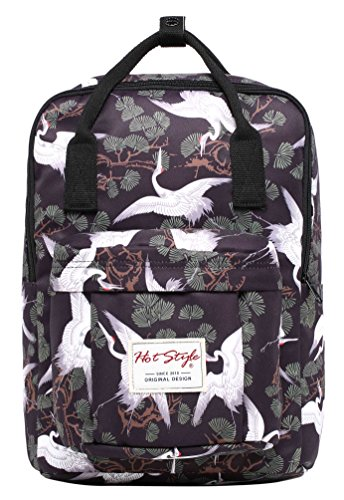 HotStyle BESTIE Cute School Backpack for Girls - Crane by hotstyle