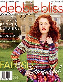 Debbie Bliss Knitting Magazine Fall Winter 2010/11 ()