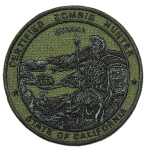 eureka patch - 4