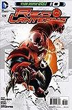 #8: Red Lanterns #0 VF/NM ; DC comic book