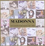 Madonna: The Complete Studio Albums (1983-2008) (Audio CD)