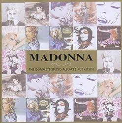 Madonna: The Complete Studio Albums (1983-2008)