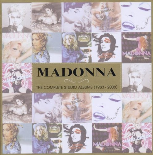 50 Cent Ft. Olivia - Madonna - The Complete Studio Albums 1983 - 2008 - Zortam Music