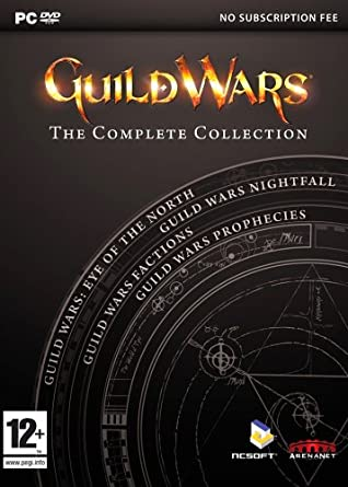 Guild Wars Complete Collection: Amazon co uk: PC & Video Games